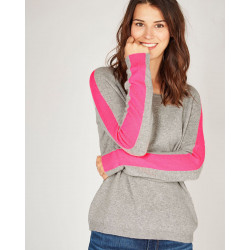 Pull col rond Manon / Pull...