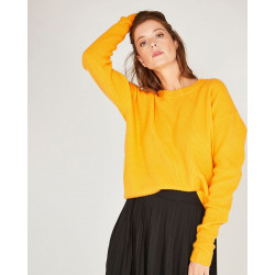 Pull Col Rond Arianne