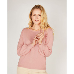 Pull Col Rond Charlotte