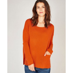 Pull Col Rond Emma