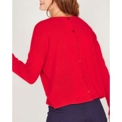 Pull Col Rond Louise