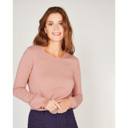 Pull Col Rond Lucie
