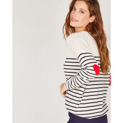 Pull Col Rond Mila